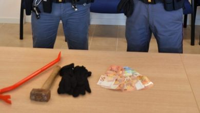 Photo of Jesolo, rubano in un negozio di Via Bafile: arrestati due ladri