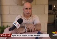 Jesolo si pensa già al Natale: parla Alessandro Perazzolo