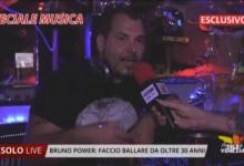 Bruno Power: faccio ballare da oltre 30 anni