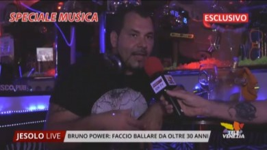 Photo of Bruno Power: faccio ballare da oltre 30 anni