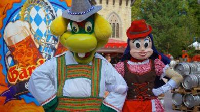 Gardaland Oktoberfest: torna l'evento ispirato al mondo bavarese - Televenezia
