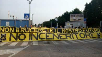 Photo of Inceneritore Veritas di Fusina: attivisti bloccano l'accesso
