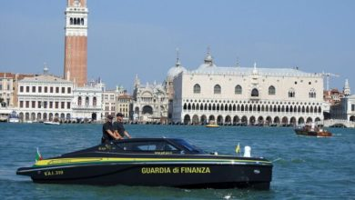 Photo of Motovedetta ibrida consegnata alla Guardia di Finanza di Venezia