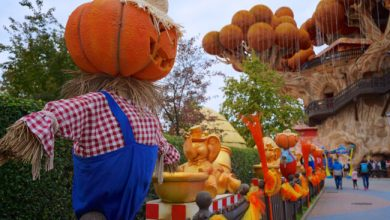 Photo of Gardaland Magic Halloween 2020: tutti i weekend di ottobre