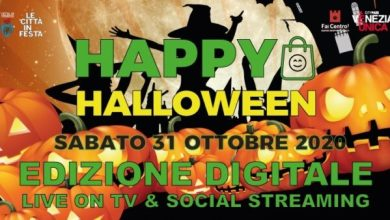 Photo of Happy Halloween 2020: edizione speciale su Televenezia