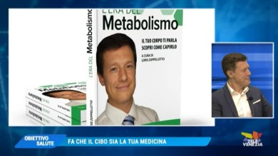 "Photo of Loris Zoppelletto presenta il libro ""L'era del metabolismo"""