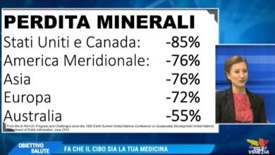 perdita di minerali