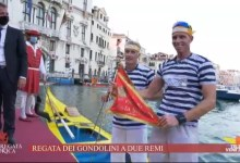 regata storica di venezia 2020 gondolini