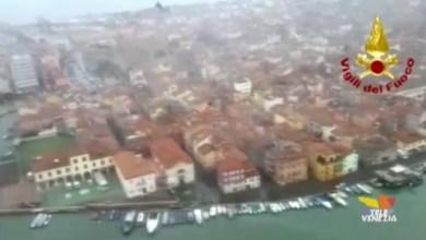 Aqua granda: un anno dopo la marea che ha sommerso Venezia