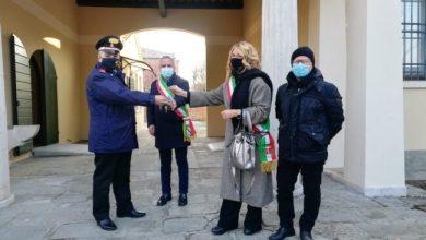 Carabinieri di Mirano, consegnate le chiavi della nuova sede - Televenezia