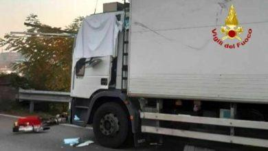 Tragedia a Treviso: morto camionista 62enne di San Donà