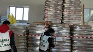 Pellet: sequestrate 17 tonnellate con marchio falso a Chioggia - Televenezia