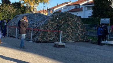 Tamponi, già pronta a San Donà la 'base' dell'Esercito - Televenezia
