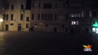 Venezia deserta dopo le 18: campo libero per i ladri