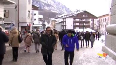 """Cortina d'Ampezzo, sindaco: """"senza Natale la montagna non si riprenderà"""""""