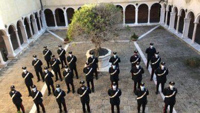 55 nuovi carabinieri a tutela della cittadinanza nella provincia di Venezia - Televenezia