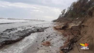 Mareggiate sulle coste venete: Unionmare lancia l'allarme