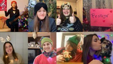 Musile di Piave: auguri di Natale in un video del coro della Monteverdi