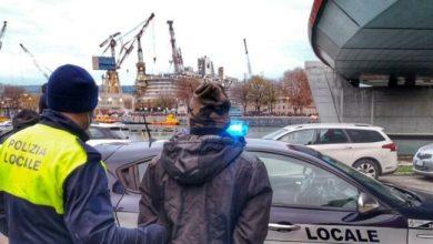 Via Banchina dei Molini, due pusher nascondevano eroina: arrestati