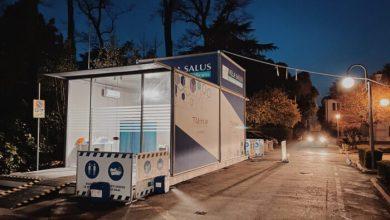 Villa Salus: nuovo ambulatorio esterno per fare i tamponi - Televenezia