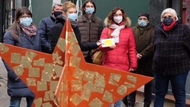 Stella d'Oro di via Verdi: consegnate le donazioni raccolte