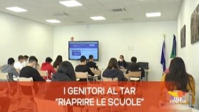 TG Veneto News - Edizione del 18 gennaio 2021