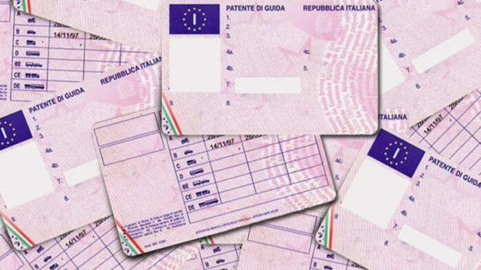 esame patente guida