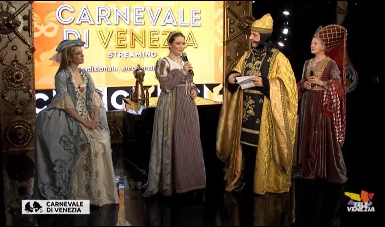 Carnevale di Venezia 2021 Streaming: laFesta delle Marie