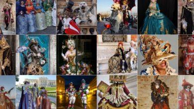 Carnevale di Venezia 2021: eletta la Maschera più bella