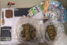 Mestre: fermato dai Carabinieri per spaccio e detenzione di droghe