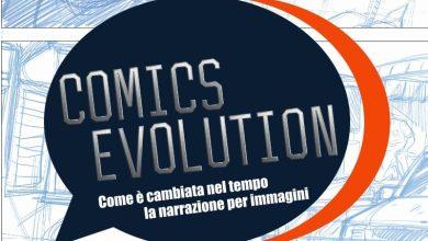 """Rete Biblioteche: a marzo il corso """"Comics Evolutions"""""""