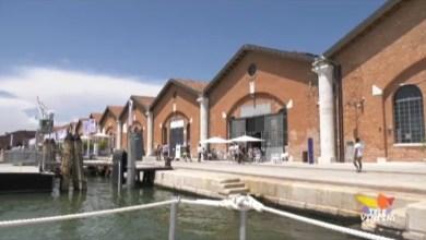 VIDEO: Taxi ibrido debutterà al Salone Nautico di Venezia 2021 - Televenezia