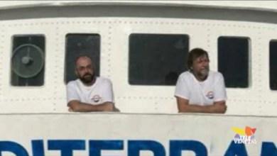125 mila euro a Caccia e Casarini per attività umanitaria