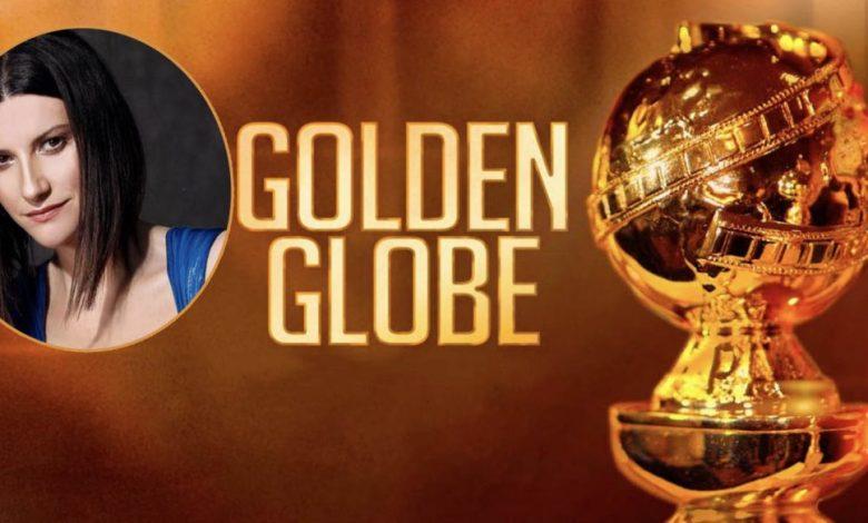 Laura Pausini: Golden Globe per migliore canzone