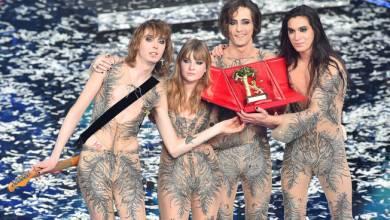 Sanremo: I Maneskin vanno all'Eurovision!