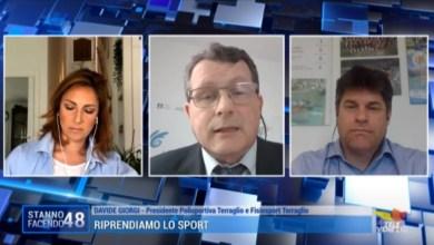 VIDEO: Davide Giorgi: il Coni è vecchio. Lo Stato non capisce che lo sport serve - Televenezia