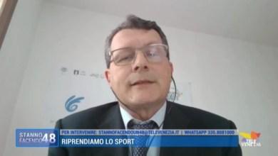 Davide Giorgi: bisogna invadere le piazze con lo sport