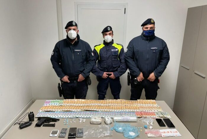 Blitz antidroga a Mestre: in casa mezzo chilo di cocaina. Arrestato 36enne
