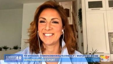 VIDEO: Elisa Scaggiante: più spazio a tutti gli sport. Appello scuole di danza - Televenezia