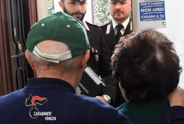 Falso arrotino: denunciato truffatore seriale a Marcon