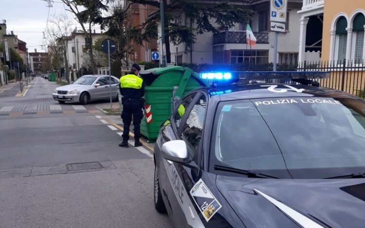 Mestre: la Polizia Locale arresta un pusher