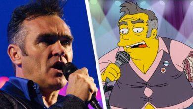 Morrissey contro I Simpson per la puntata dedicata agli Smiths