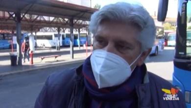 ATVO: Tamponi alle superfici degli autobus, parla Turchetto