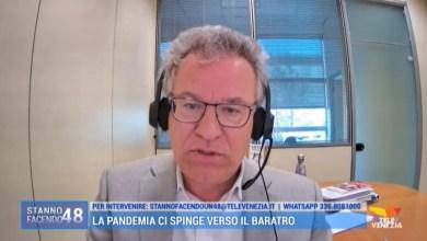 Riccardo Borghetto parla della sicurezza sul lavoro