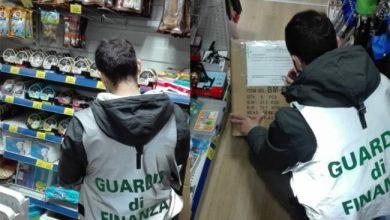 Prodotti irregolari: sequestrati 120mila articoli nei negozi