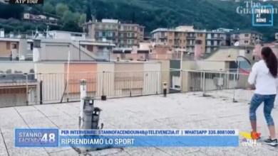 VIDEO: Elisa Scaggiante: I ragazzi hanno bisogno di far sport - Televenezia