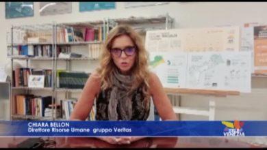 VIDEO: Veritas, Chiara Bellon: l'angelo custode aziendale - TeleVenezia