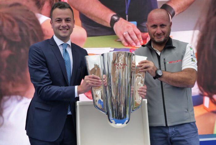 Coppa America protagonista al Salone Nautico di Venezia