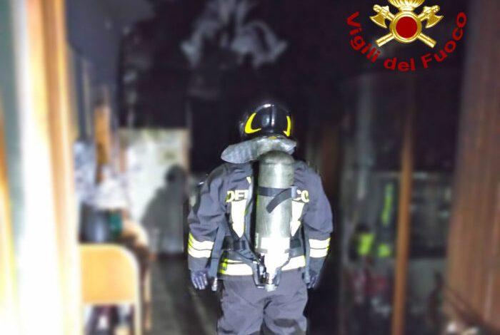 Moniego, principio d'incendio di un'abitazione: anziana intossicata - Televenezia