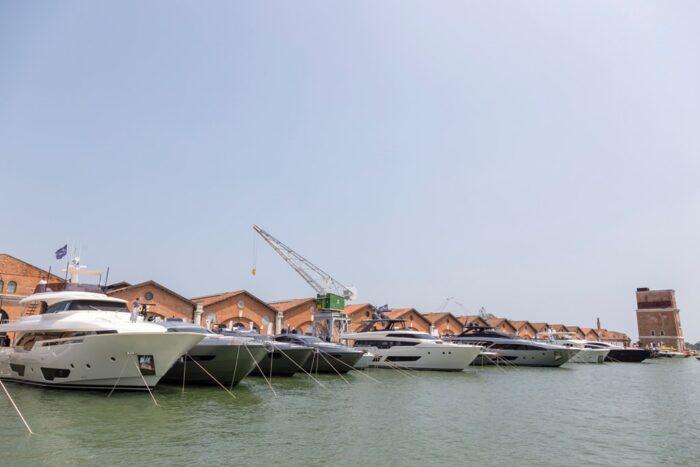 Salone Nautico di Venezia: le iniziative della Marina Militare - TeleVenezia